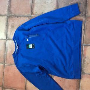 NTW Blue Nike Sweater